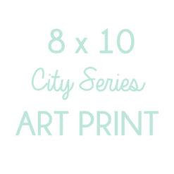 8x10 print icon