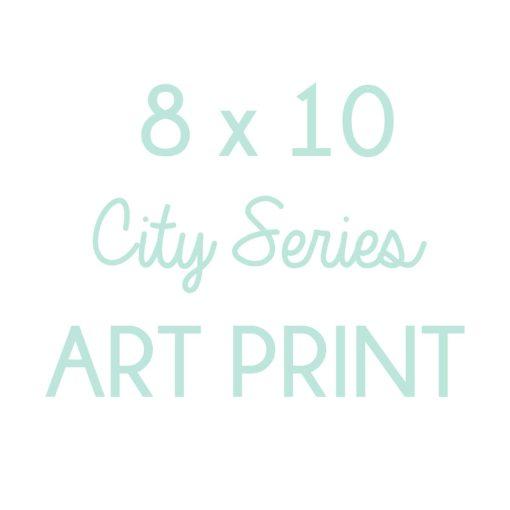 8×10 print icon