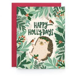 hedgehog-holiday