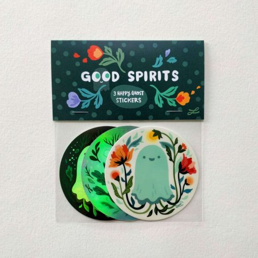 GoodSpirits_StickerPack