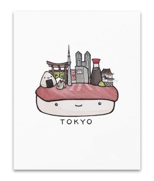 TOKYO_Art_Print