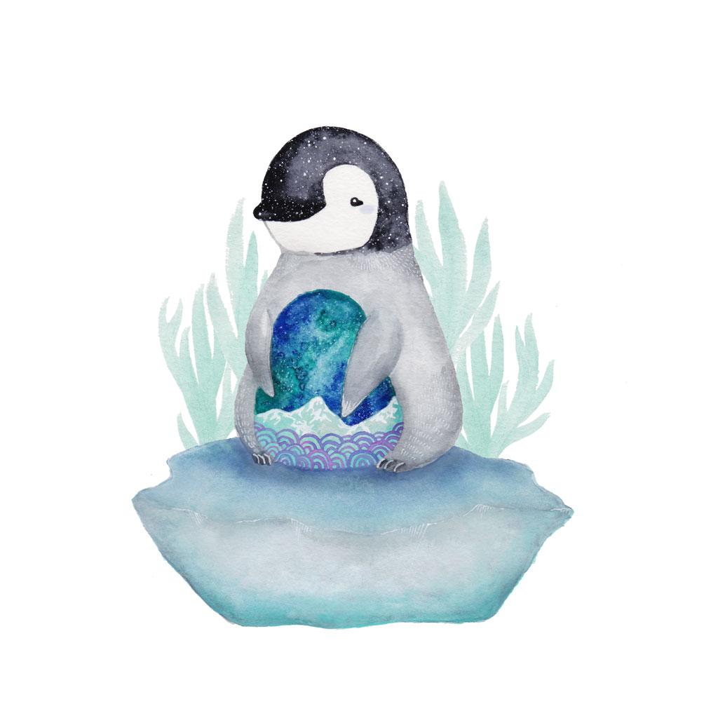 Dumpling The Penguin
